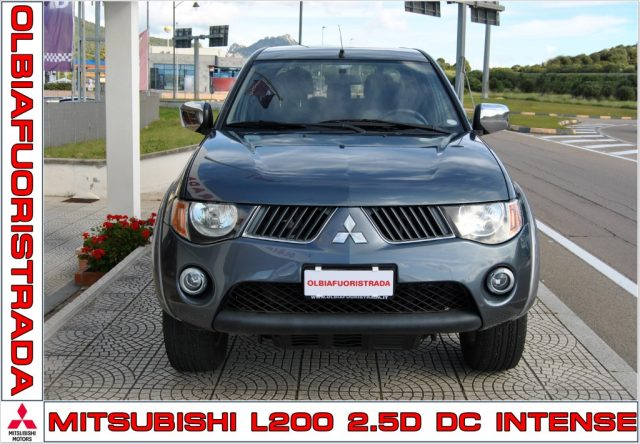 MITSUBISHI L200 2.5 DI-D/136CV Double Cab Intense 134100 km