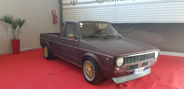 VOLKSWAGEN Caddy Bordeaux pastello