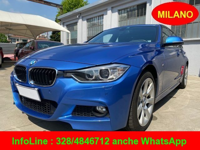 BMW 320 Estoril Blau  metallizzato
