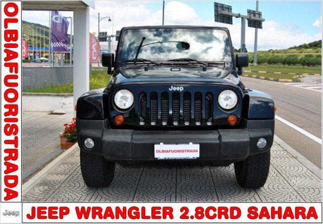 JEEP Wrangler 2.8 CRD DPF Sahara Auto 140000 km