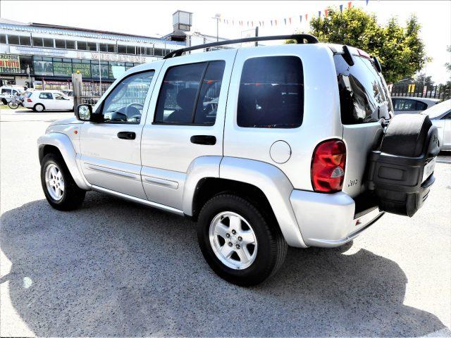 JEEP Cherokee 2.5 CRD Limited AUTOCARRO CON ROTTAMAZIONE Immagine 4