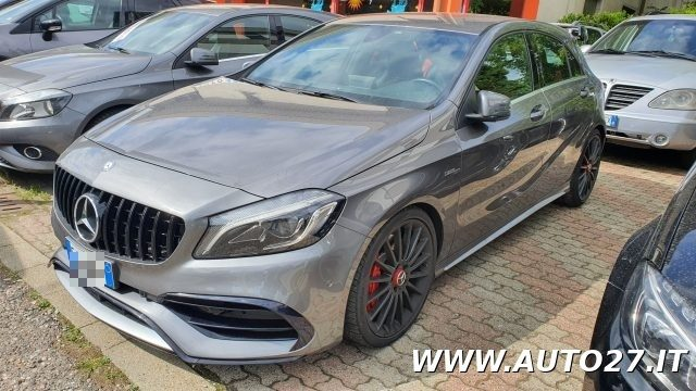 MERCEDES-BENZ A 45 AMG 4Matic Automatic 69000 km