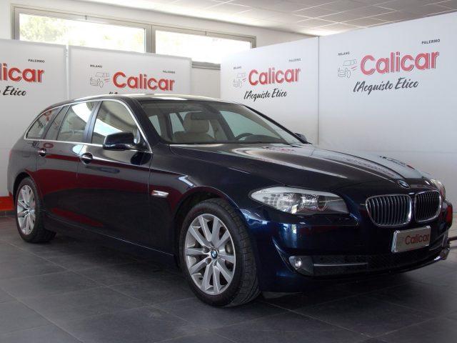 BMW 520 d Touring Futura Immagine 2