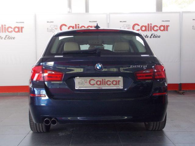 BMW 520 d Touring Futura Immagine 4