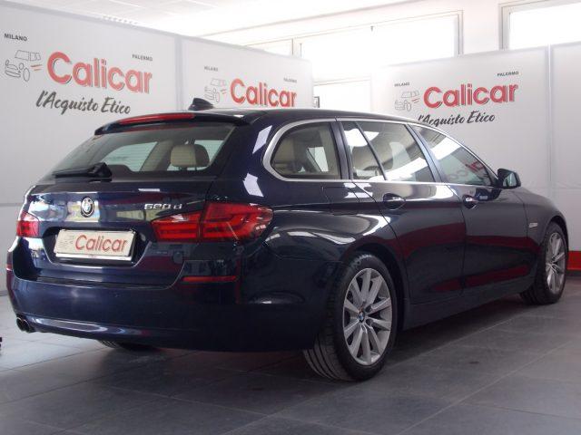 BMW 520 d Touring Futura Immagine 3