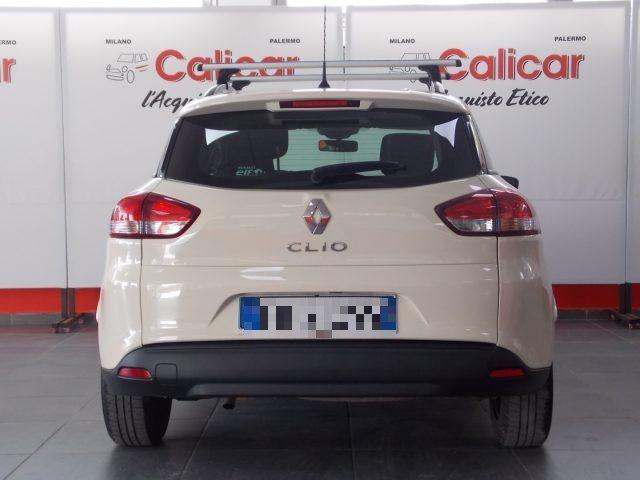 RENAULT Clio Sporter 1.2 75CV Zen NEOPATENTATI Immagine 4