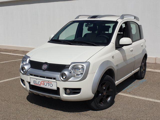 FIAT Panda 1.3 MJT 16V DPF 4x4 Cross 124000 km