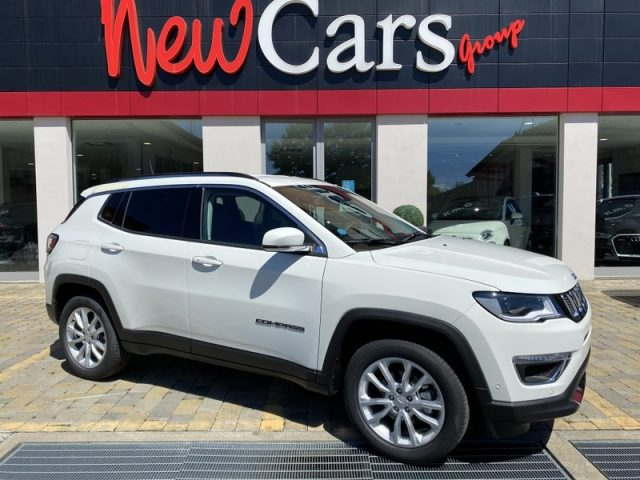 JEEP Compass 1.3 Turbo T4 2WD Limited NAVI 8.4
