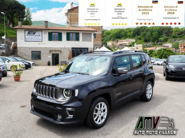 JEEP Renegade 1.0 Benzina Limited APPLE/ANDROID-PACK LED 9000 km