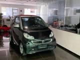 SMART ForTwo 1000 52 kW MHD cabrio pulse