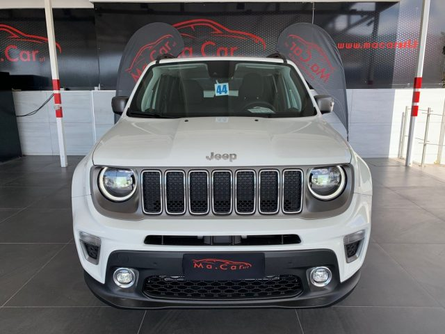 JEEP Renegade 1.3 T4 DDCT 150CV LIMITED