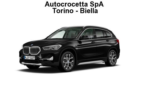 BMW X1 sDrive18d xLine Plus *Nuova Immagine 0