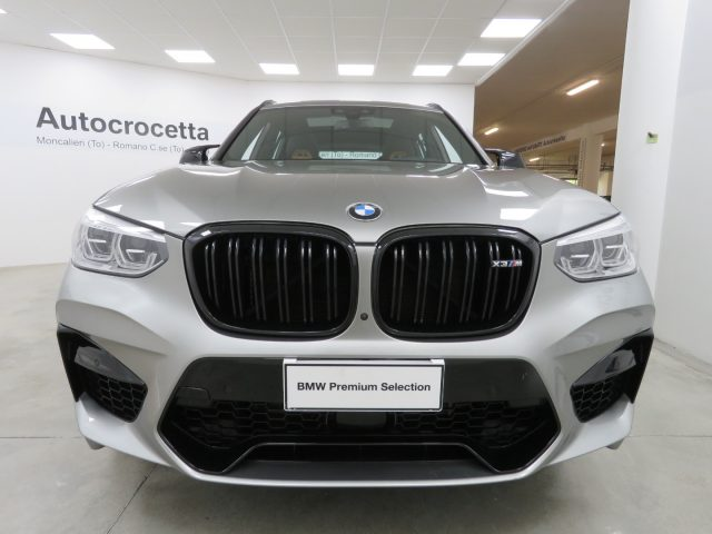 BMW X3 M Competition Immagine 2