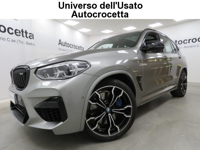 BMW X3 M Competition Immagine 0