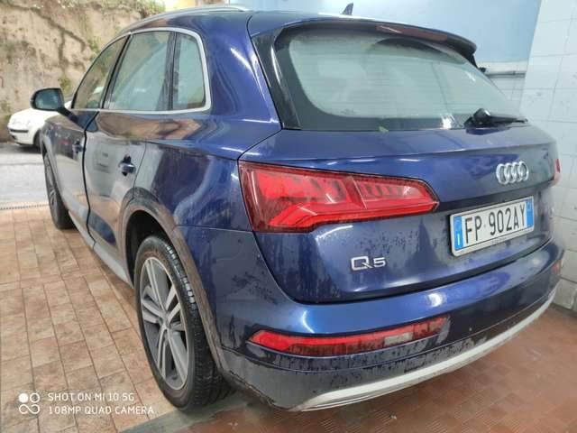 AUDI Q5 2.0 TDI 190 CV quattro S tronic Desig Immagine 2