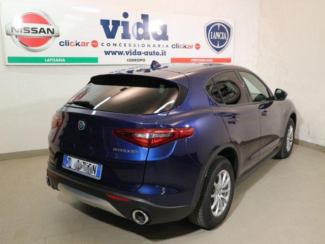 ALFA ROMEO Stelvio 2.2 Turbodiesel 180 CV AT8 Q4 Business Immagine 1