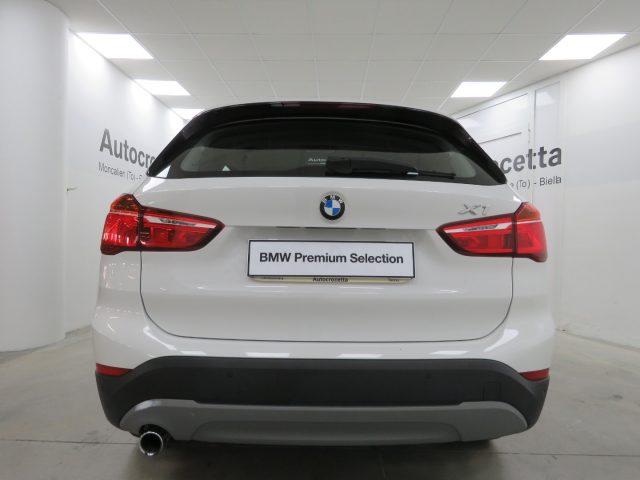 BMW X1 sDrive18d Advantage Immagine 4