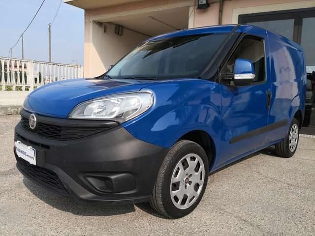 FIAT Doblo 1.4 PL-TN Cargo Maxi Lamierato SX GPL Immagine 1