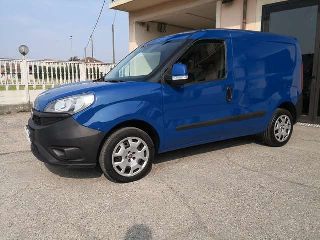 FIAT Doblo 1.4 PL-TN Cargo Maxi Lamierato SX GPL Immagine 2