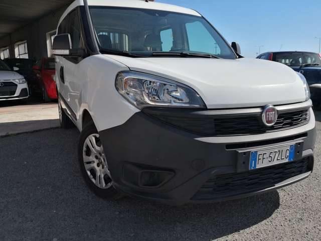 FIAT Doblo 1.6 MJT 105CV PL Combi Maxi N1 E5+ Immagine 0