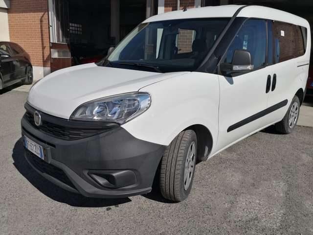 FIAT Doblo 1.6 MJT 105CV PL Combi Maxi N1 E5+ Immagine 1