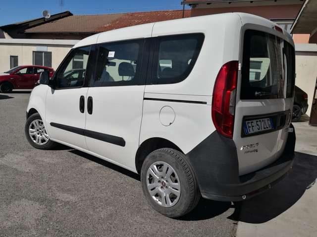FIAT Doblo 1.6 MJT 105CV PL Combi Maxi N1 E5+ Immagine 3