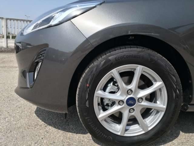 FORD Fiesta 1.1 75 CV 5 porte Titanium PLUS Immagine 3