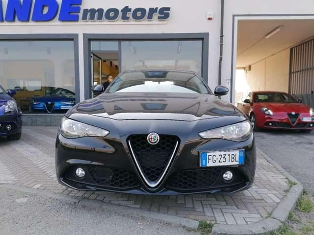 ALFA ROMEO Giulia 2.2 Turbodiesel 150 CV Manuale Immagine 1