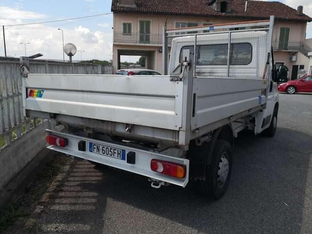 PEUGEOT Boxer 335 2.0 BlueHDi 130CV PM Cassonato Ribaltabile tr Immagine 4