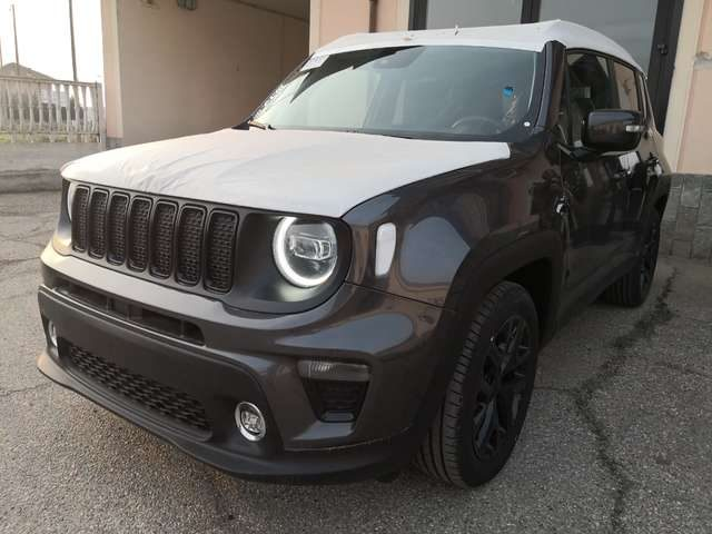 JEEP Renegade 1.0 T3 Limited Black Line Immagine 0