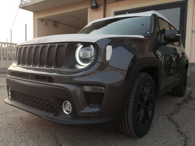 JEEP Renegade 1.0 T3 Limited Black Line Immagine 1