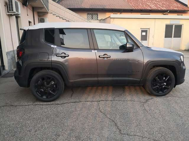 JEEP Renegade 1.0 T3 Limited Black Line Immagine 3