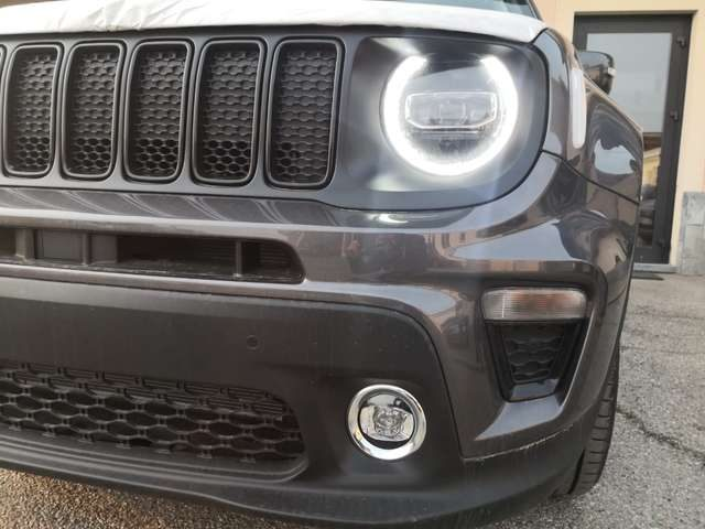 JEEP Renegade 1.0 T3 Limited Black Line Immagine 4
