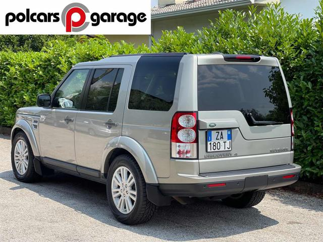 LAND ROVER Discovery 4 3.0 SDV6 245CV HSE Immagine 2