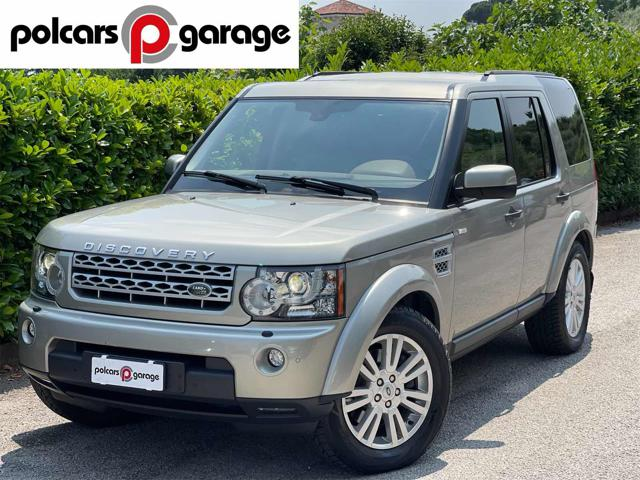 LAND ROVER Discovery 4 3.0 SDV6 245CV HSE Immagine 0