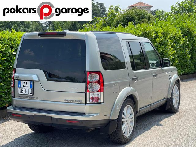 LAND ROVER Discovery 4 3.0 SDV6 245CV HSE Immagine 4