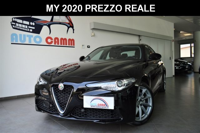 ALFA ROMEO Giulia MY '20 2.2 Turbodiesel 160 CV AT8 Executive Immagine 0