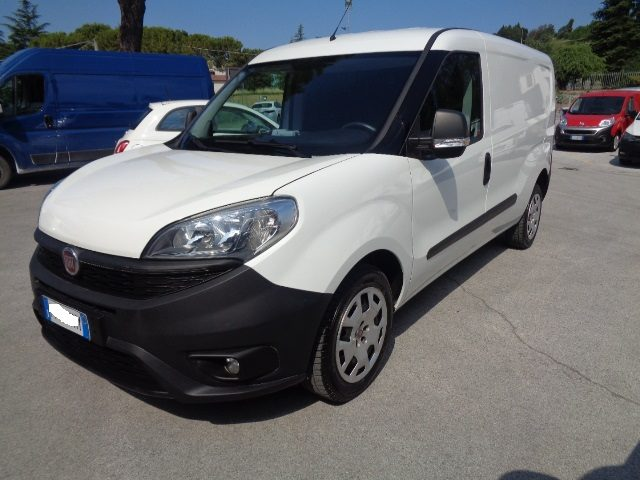 FIAT Doblo Doblò 1.3 MJT PL-TN Cargo Maxi Lamierato SX Immagine 0