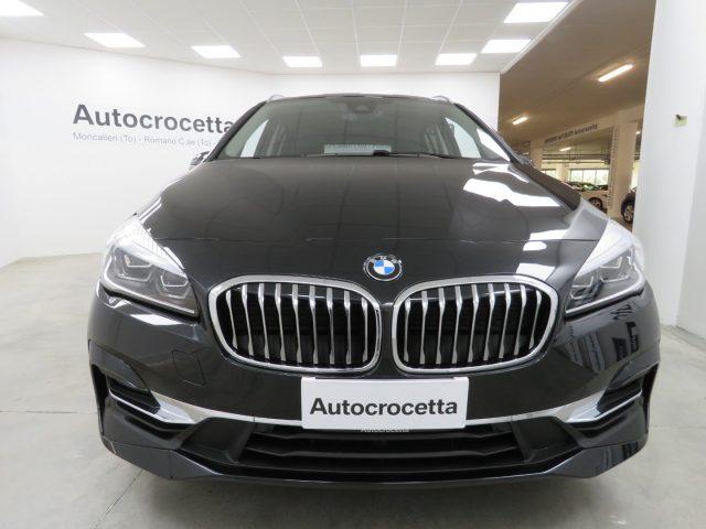 BMW 218 d GT Luxury 7 Posti Nuova Immagine 2