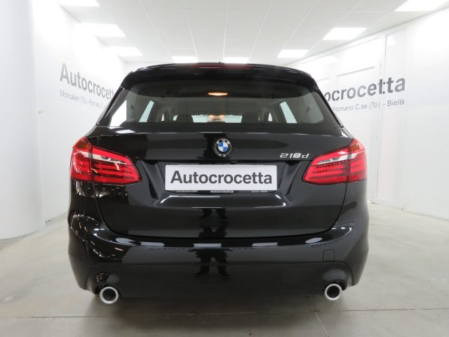 BMW 218 d Act. Tourer Business Nuova Immagine 4