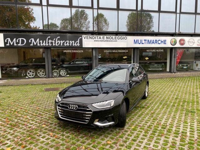 AUDI A4 Avant 40 TDI quattro S tronic SPORT MY 2020 Immagine 0
