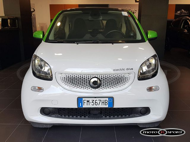 SMART ForTwo electric drive Perfect Immagine 1
