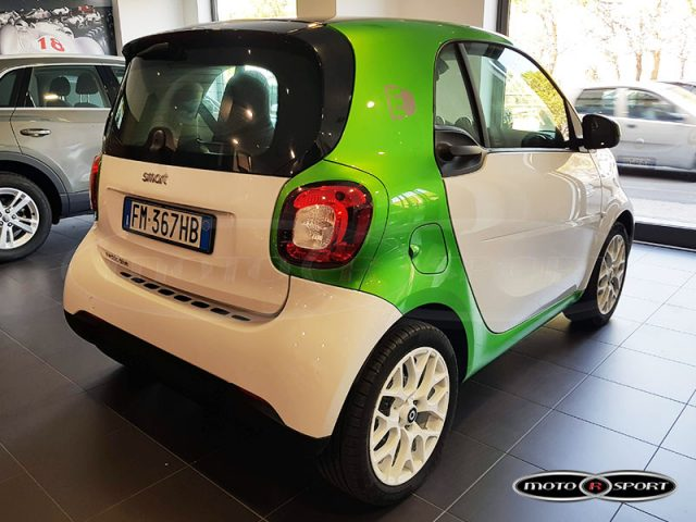 SMART ForTwo electric drive Perfect Immagine 3