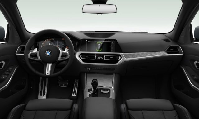 BMW 320 d 48V xDrive Touring Msport *Nuova Immagine 4