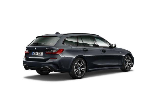 BMW 320 d 48V xDrive Touring Msport *Nuova Immagine 3