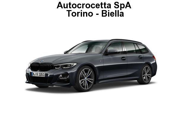 BMW 320 d 48V xDrive Touring Msport *Nuova Immagine 0