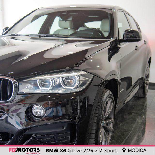 BMW X6 xDrive30d 249CV Msport Immagine 3