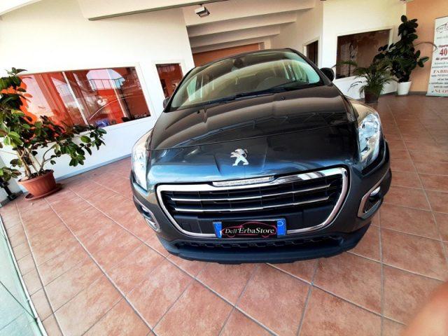 PEUGEOT 3008 BlueHDi 120 S&S Allure NAVY  AUTOCARRO 5 POSTI Immagine 2