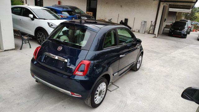 FIAT 500 1.0 Hybrid LOUNGE_*riservata* Immagine 4