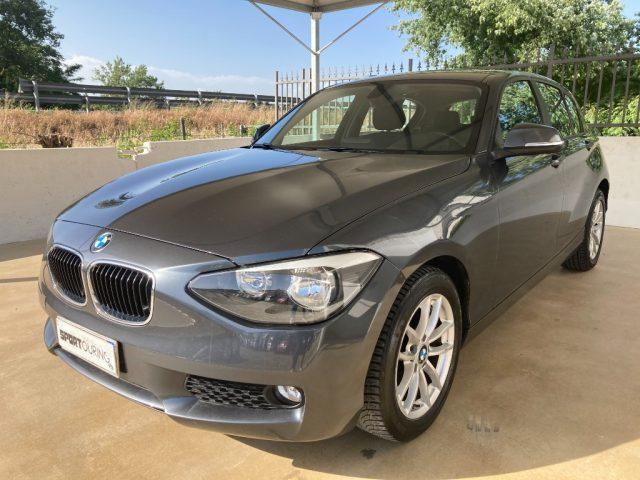 BMW 116 d 5p.AUTOMATICA TAGLIANDI 5P NAVIGATORE Immagine 0